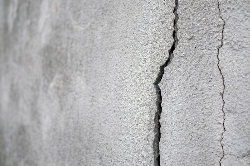 Toutes les informations importantes avant la réparation des fissures d'une fondation