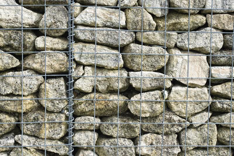 Une stabilité assurée avec le mur de soutènement – Renouard Reb